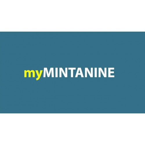 Your individual can with myMINTANINE